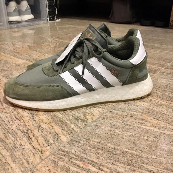Adidas I-5923 Base Green (CQ2492) Size 10.5
